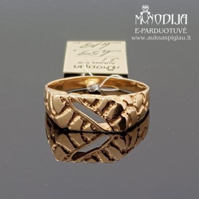 Vyriškas žiedas