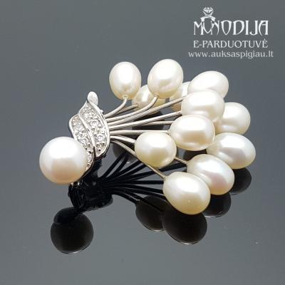 Sagė su perlais