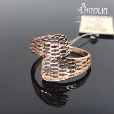 Žiedas su akutėm