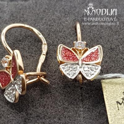 Auksiniai drugeliai