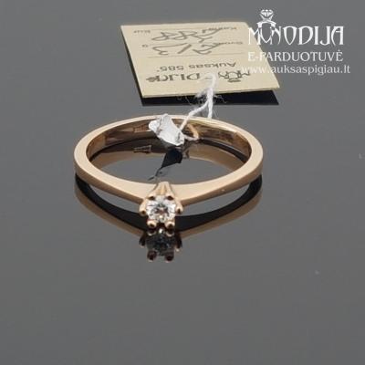 Aukso žiedas