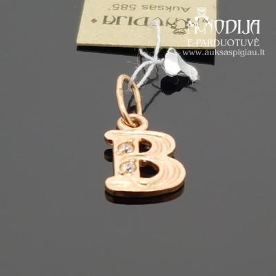 B raidė