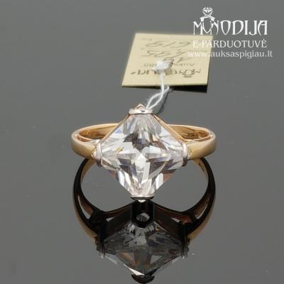 Auksinis žiedas