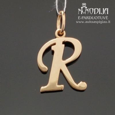 R raidė