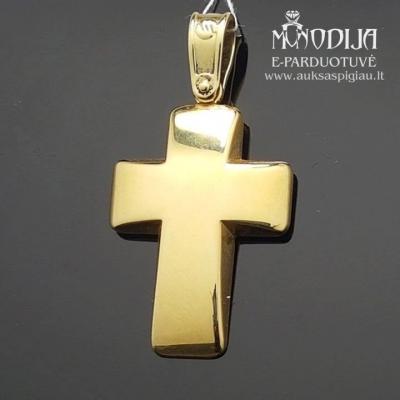 Geltono aukso kryželis