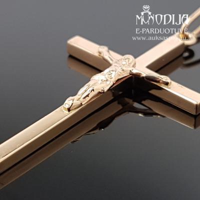 Raudono aukso kryžius