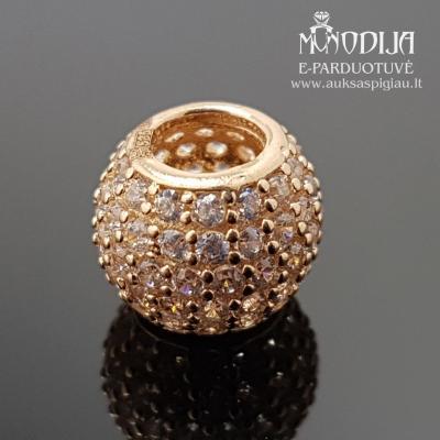 Auksinis pakabukas burbulas