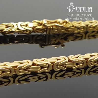 Geltono aukso grandinėlė